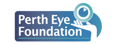 Perth Eye Foundation logo