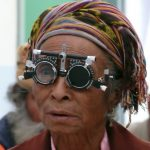 Third world optometry clinic